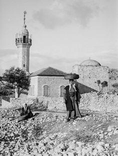 Ottoman Jerusalem, 1900.  #Islam #Sufism #Esoterism #Mysticism #Spirituality #God #Religion #Allah  #Palestine #Ottoman