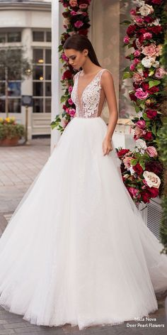 616bb30ccf40 54 Best wedding dresses london images | Bridal gowns, Bridal dresses ...