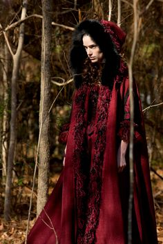 """Mary Sibley in """"Salem"""""""