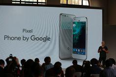 Googles Pixel smartphones get a new look with Pixel Launcher
