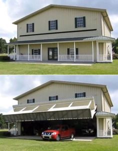 Super cool house garage!....