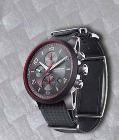 Luxo, tecnologia e alta relojoaria - High-Tech Girl   Montblanc