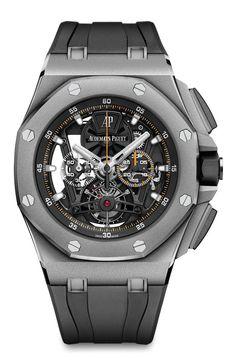 Du liebst Uhren? Dann wirst du die kostenlosen Uhren auf www.gentlemenstime.com lieben! #ap #watch