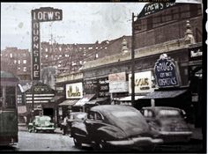 """These vintage photos of the Bronx-Yankee Stadium, Bronx Zoo, Fordham Road, Hunts Point-lend to its storied history far before the days of the """"Burning Bronx."""" Description from pinterest.com. I searched for this on bing.com/images"""