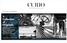 힐튼과 부티크 호텔/Curio 큐리오 - A Collection by Hilton