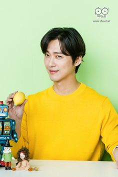 Handsome Guy and Jung-eum (훈남정음) Korean - Drama - Picture @ HanCinema :: The Korean Movie and Drama Database Asian Actors, Korean Actors, Namgoong Min, Korean Drama Tv, Hwang Jung Eum, Drama Tv Shows, Elegant Man, Handsome Actors, Japanese Men