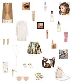 """Visiting Australia in Winter"" by shirokistune ❤ liked on Polyvore featuring Chicnova Fashion, Dune, Dorothy Perkins, Joolz by Martha Calvo, Kendra Scott, Tai, Too Faced Cosmetics, tarte, NYX and Soap & Glory"
