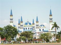 Masjid Agung Tuban, Jawa Timur, Indonesia