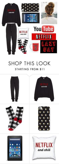 """""""Lazy Day - By Ari"""" by aria-afa ❤ liked on Polyvore featuring Donna Karan, Aéropostale, women's clothing, women, female, woman, misses, juniors, LazyDay and youtube"""