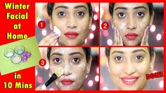 Homemade Winter Special Facial for Dry Skin - Get healthy glowing Fair skin