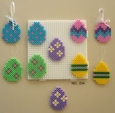 Basteln Ausgezeichnete HAMA - A to Z of Vitamin C Article Body: Vitamin supplements are ver Perler Beads, Perler Bead Art, Fuse Beads, Hama Perler, Fuse Bead Patterns, Perler Patterns, Beading Patterns, Art Patterns, Easter Crafts