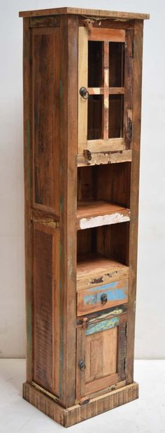 Reclaimed Old Wood Furniture