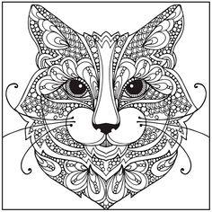Die 27 Besten Bilder Von Ausmalbilder Katzen Ausmalbilder Katzen