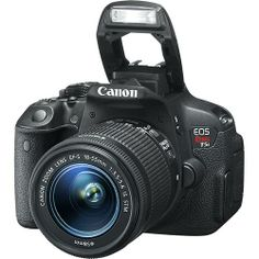 Canon t5i. yes please.