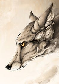 Wild Animals Illustration poster prints by Rafapasta CG Animal Sketches, Animal Drawings, Wolf Stuffed Animal, Metal Art Projects, Nature Posters, Muse Art, Fox Art, Wolf Tattoos, Cool Sketches