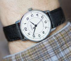 Men's classic watch boyfriend's wrist watch Rocket by SovietEra