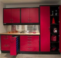 ultimate organized garages - Google Search