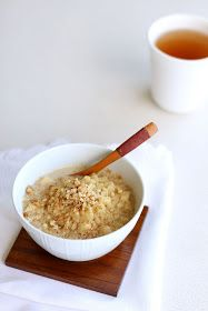 Quinoa with Apple & Cinnamon