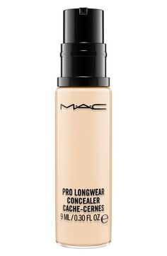 Good for Oily/acne-prone skin. NW good for concealing dark circles and NC good for brightening. MAC 'Pro Longwear' Concealer available at #Nordstrom