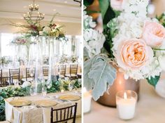 @palomablancawed  Wedding Decoration Details From A Real Paloma Blanca Bride