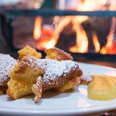 Kaiserschmarrn  offenes Feuer und Austropo!! Auf dem Dach des Gösser Bräu gibt's die einzigartige Hüttengaudi - mitten in Graz! Wir haben's getestet! Den Bericht gibt's im Blog! @gutbessergoesser #hüttengaudi #kaiserschmarrn #offenerkamin #hüttenfeeling #schihütte #austropop #einzigartig #gösserbräu #foodgasm #foodpic #instafood #foodies #foodie #foodshot #foodstagram #instafood #photooftheday #picoftheday #testesser #graz #steiermark #austria #igersgraz #grazblogger #blogger_at #instagraz