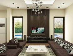 Living Room Designs, Nice Picture Living Room Designs Simple Decorating Ideas Of Living Room White Color Wall Picture Nice Large Tv Good Soft Sofa Nice White Table: The Example Of Neutral Colors For Living Room That Looks So Cool And Amazing