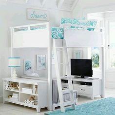 Gut Wohnlandschaft Mit Bettfunktion   Ein Kleines Ambiente Ausstatten |  Pinterest | Room, Lofts And Bedrooms