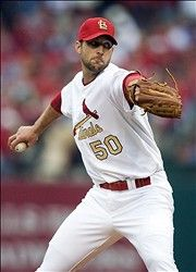 Waino had a rough outing today- still <3 him though  :)  4-13-12
