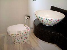 adhesivos para decoracion baño