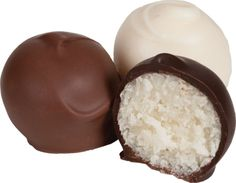 Coblentz Chocolate Company offers delicious, hand-made candies, filled with fresh ingredients such as dairy cream and crunchy nuts. Chocolate Company, Chocolate Factory, Love Chocolate, Candy Companies, Candy Store, Amish, Dessert Recipes, Dessert Ideas, Coconut