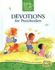 The One-Year Devotions for Preschoolers