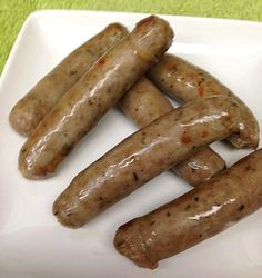 I got into making sausage about a year and a half ago. Partly because you have no idea what goes into store bought sausage and partly because of my love for sausage. The more I read about it, ...
