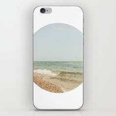 Beachscape Phoneskin by ARTbyJWP #phoneskin #techaccessories #beach ____ Skins are thin, easy-to-remove, vinyl decals for customizing your device. Skins are made from a patented material that eliminates air bubbles and wrinkles for easy application.