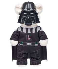 Darth Vader Costume 3 pc. | Build-A-Bear Workshop