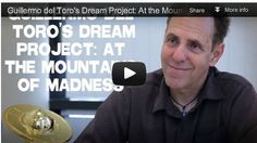 'Guillermo del Toro's Dream Project: At the Mountains of Madness' by Marc Zicree