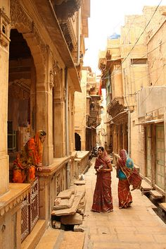 jaisalmer, india - The Yellow City Goa India, Delhi India, Beautiful World, Beautiful Places, Beautiful Beautiful, Beautiful Buildings, Amazing Places, The Places Youll Go, Places To Go