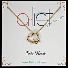 alpha phi necklace