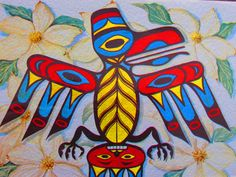 The Native American art there is amazing