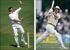 Sir Richard Hadlee cricketing great