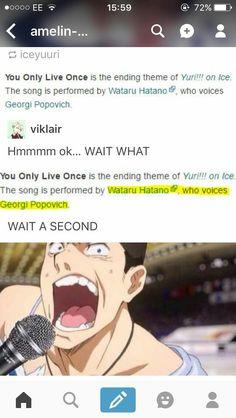 YES GEORGI MAH MAN