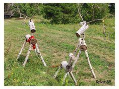 Outdoor Power Equipment, Sculptures, Birch, Garden Tools, Sculpture