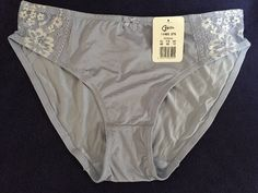 Viscose Briefs Mid Singlepack Knickers for Women 257431938