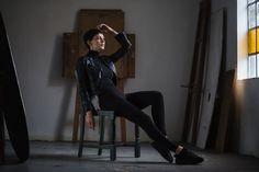 Photographer: Stephen Allwright Makeup: Amanda Mullen – SmokeShow MUA Model: Isabella Miszk
