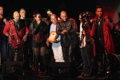 Reconocen trayectoria de The New York Band en Latin Music Tours