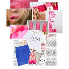 """the best is yet to come."" by myduza-and-koteczka on Polyvore"