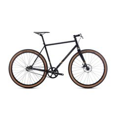 Bombtrack Outlaw 27.5 inch Urban Road Bicycle | Black