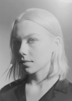 """The musician Phoebe Bridgers, who has worked with Conor Oberst and Ryan Adams, is releasing her debut album, """"Stranger in the Alps,"""" on Friday. Conor Oberst, Ryan Adams, Women In Music, Old Singers, Model Face, Saddest Songs, Lorde, Girl Gang, Pretty People"""