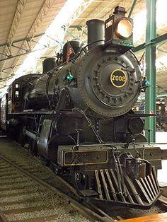 PRR 7002. Steam, built1902 at Altoona Works Custom Radio Flyer Wagon, Radio Flyer Wagons, Train Car, Train Tracks, Strasburg Railroad, Long Island Railroad, Flying Scotsman, Pennsylvania Railroad, Railroad Photography