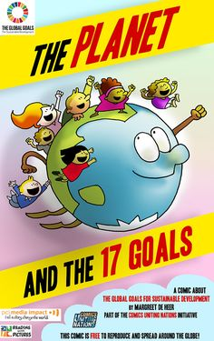 The Planet and the 17 Goals