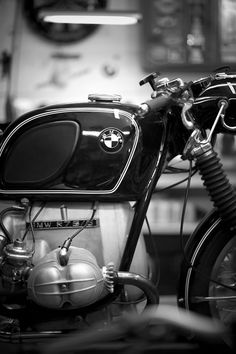 BMW via Cafe Racer - Pin by Corb Motorcycles